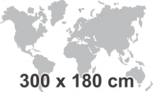 300x180cm